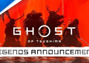 Ghost of Tsushima: Legends tiene fecha confirmada