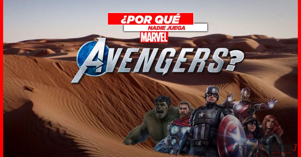 ¿Por qué Marvel's Avengers terminó con olor a Riachuelo?
