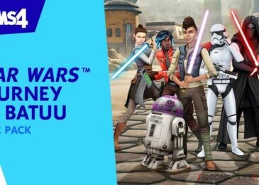 The Sims 4 Star Wars: Journey to Batuu [REVIEW]
