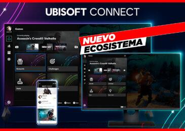 Ubisoft Connect: nuevo ecosistema