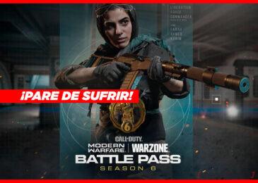 Call of Duty: Modern Warfare y una solución para el secuestro de discos sólidos