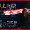 Watch Dogs Legion ¡Concurso de fan art!