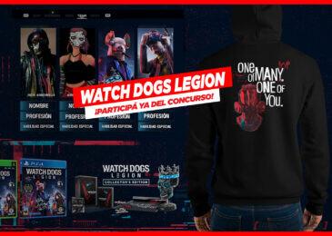 Watch Dogs Legion ¡Concurso de fan art!