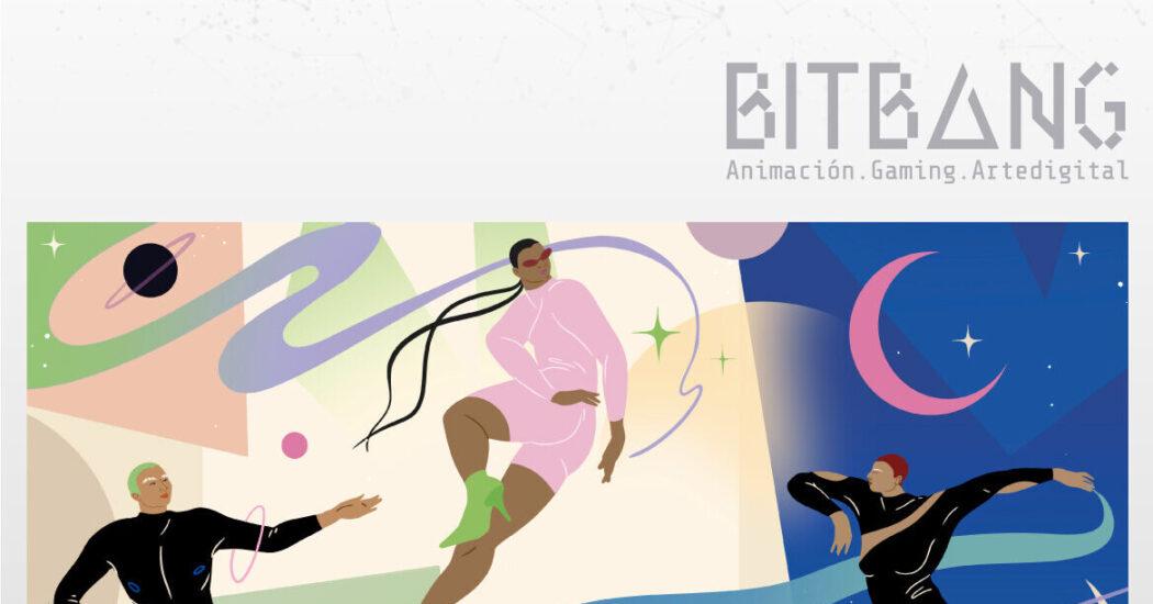 Llega la 6ª edición del festival BIT BANG de animación, gaming y arte digital