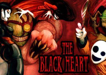 """El juego argentino de peleas 2D """"The Black Heart"""" llega a Steam"""
