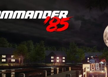Commander '85 [REVIEW]