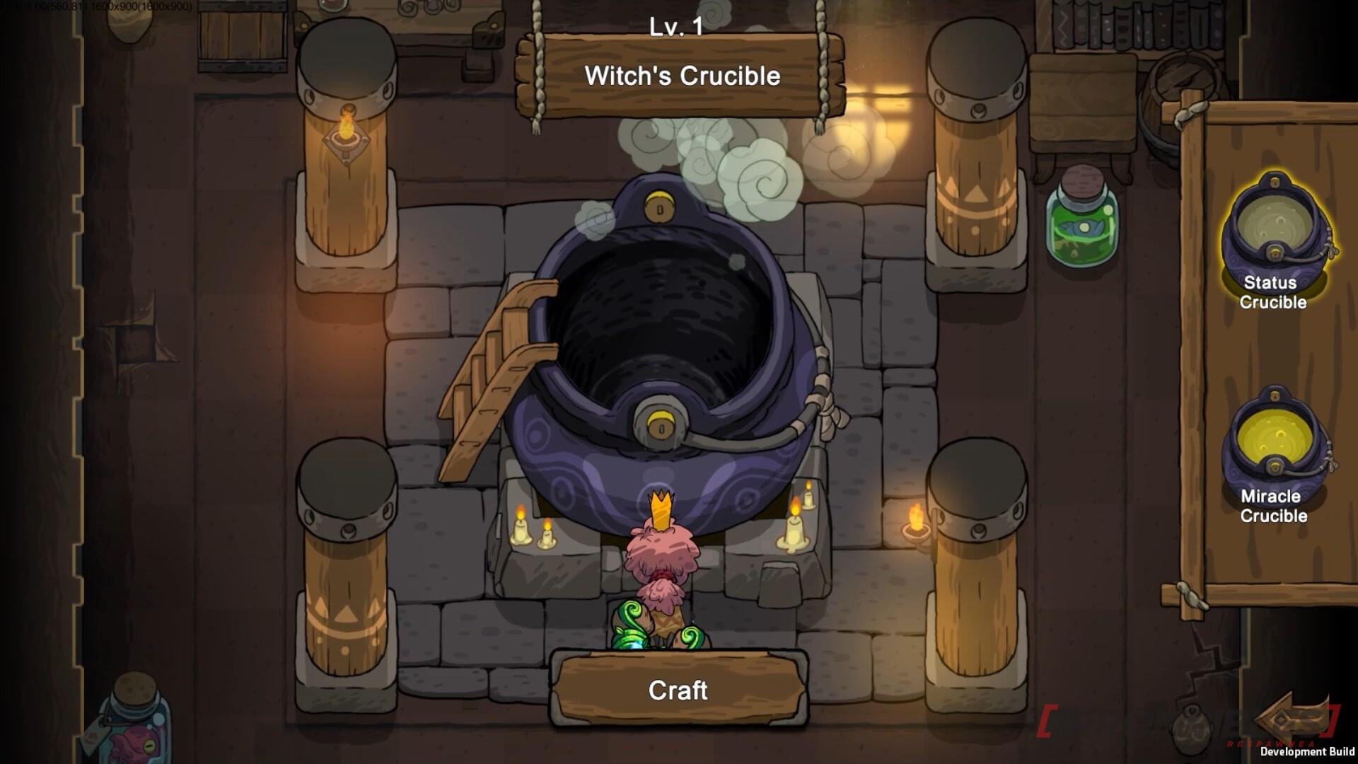 crown trick mapa