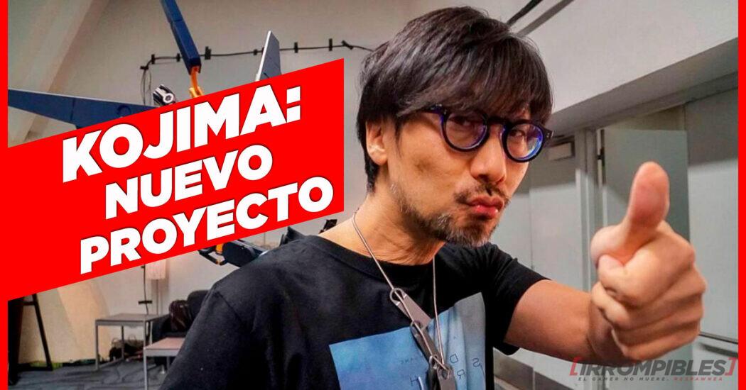 Genialidad, caprichos y extravagancia: Kojima confirma nuevo proyecto