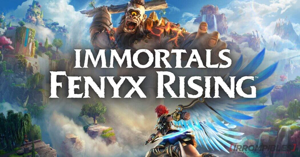 Immortals Fenyx Rising [REVIEW]