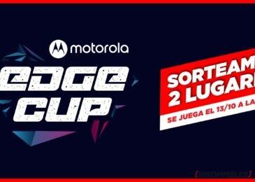 Motorola edge Cup: Free Fire