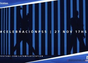PlayStation 5 prepara su celebración en Argentina