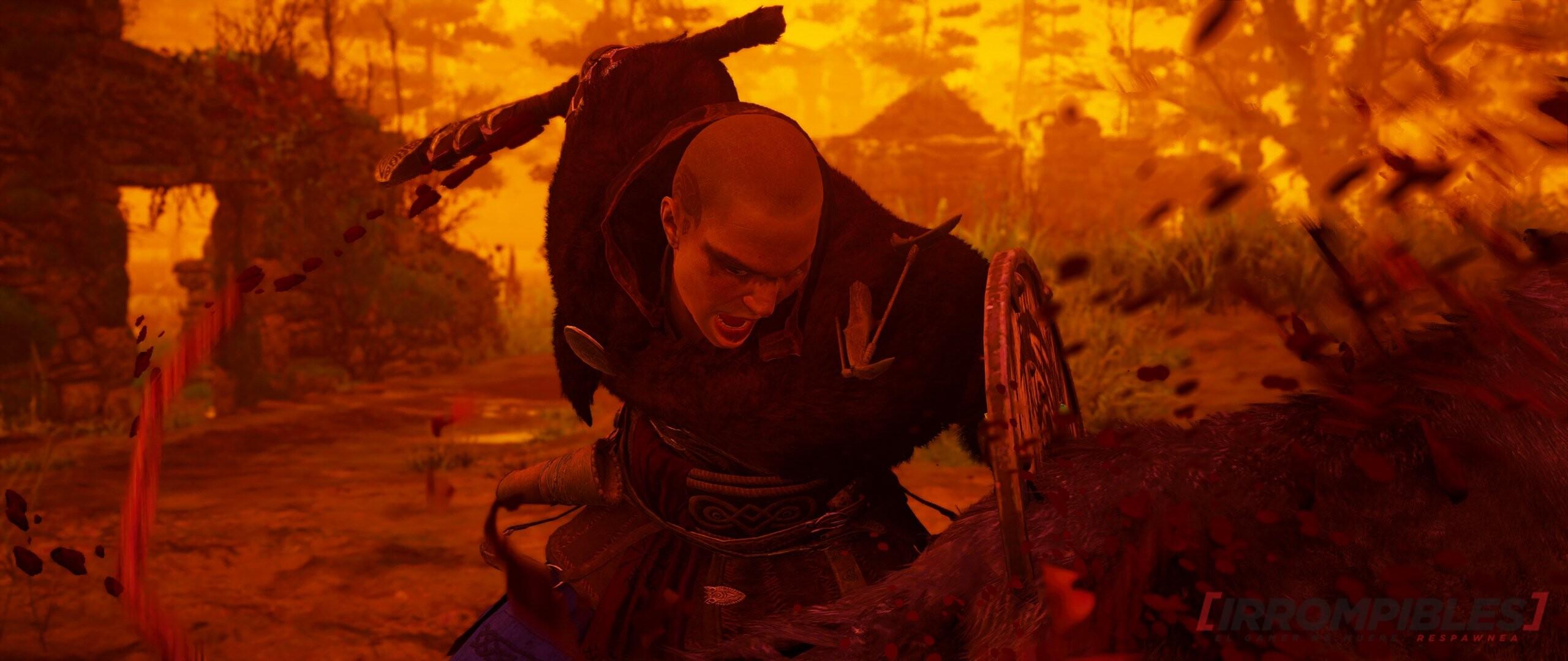 assassins creed valhalla red