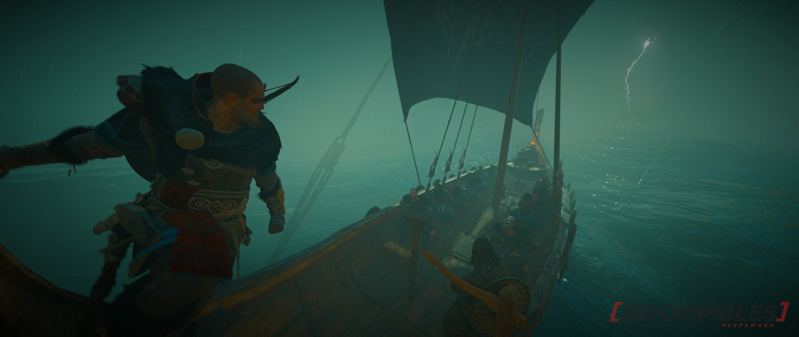 assassins creed valhalla barco