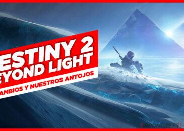 Destiny 2 Beyond Light: Los cambios que nos gustan y los que deseamos