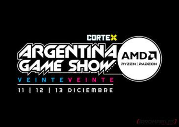 Argentina Game Show AMD 2020 ¡En nuevo formato!