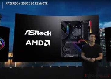 ASRock presenta Taichi Razer Edition