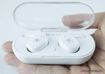 Llegaron los TwinBuds II, los nuevos auriculares in ear de Klip Xtreme