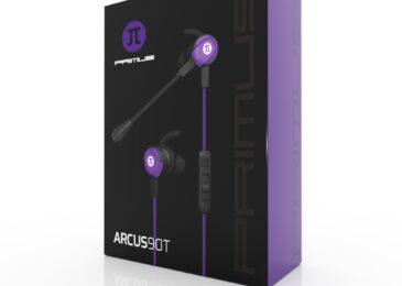 Llegó ARCUS 90T, el nuevo auricular para gaming de PRIMUS