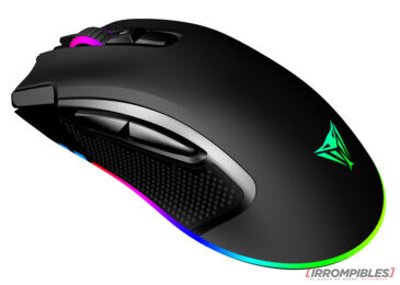 PATRIOT lanza su Mouse óptico gaming Viper 551
