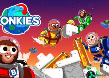 Bonkies, un party game para toda la familia
