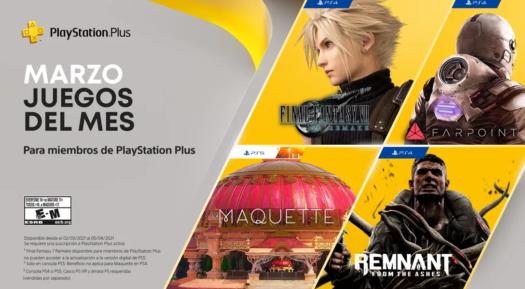 Marzo en PlayStation Plus y jugosos descuentos