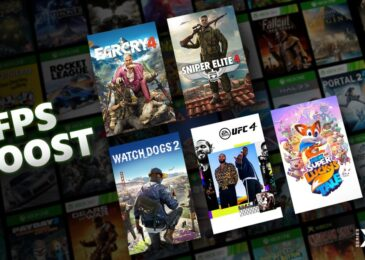 Xbox Series Boostea sus retrocompatibles