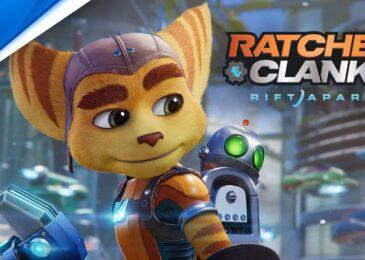 Ratchet & Clank: Rift Apart lanza su preventa para PS5