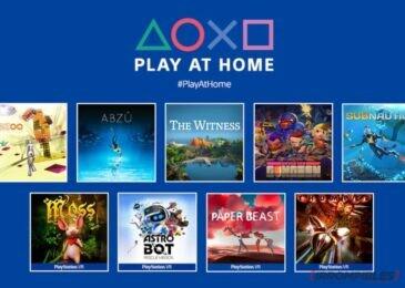 """PlayStation Play At Home 2021 ¡Nuevas novedades sobre """"cositas ricas""""!"""