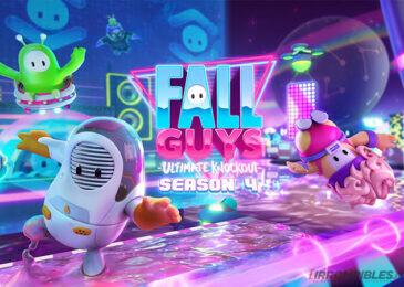 ¡Fall Guys: temporada 4 en el aire!