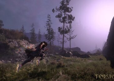 Forspoken, AKA Project Athia, la nueva IP de Square Enix