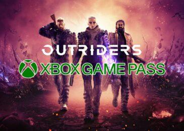 Outriders y Xbox Game Pass, un sólo corazón