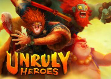 Unruly Heroes: viaje a su nueva versión para Android