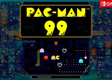 Pac-Man 99 [REVIEW]