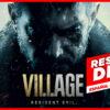 Resident Evil Village ¡Resumen de la demo!