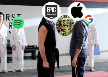 Epic vs Apple: la serie del momento que no está en Netflix