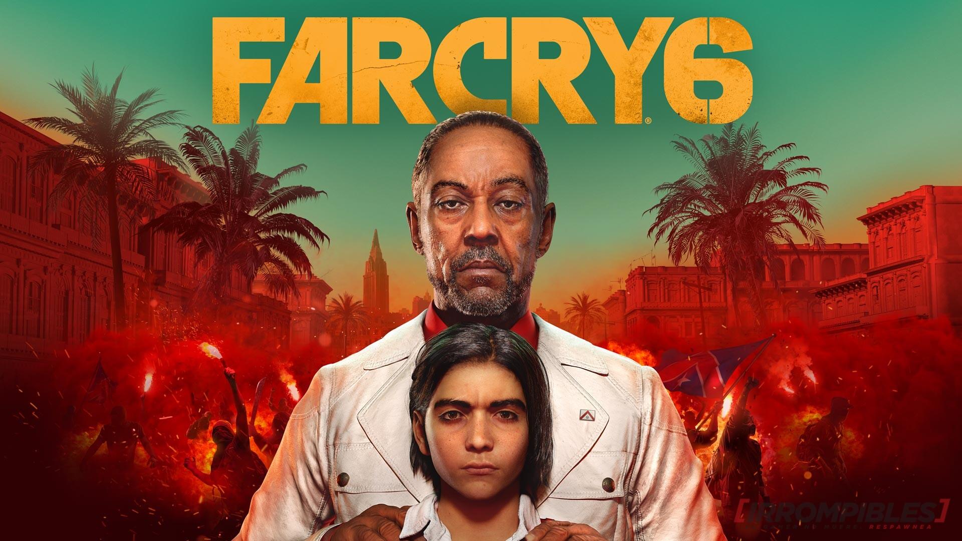 Far Cry 6 key art