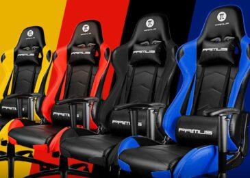 PRIMUS lanza THRÓNOS100T en Argentina: su nueva silla para gamers