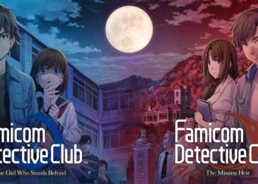 Famicom Detective Club [REVIEW COOP]