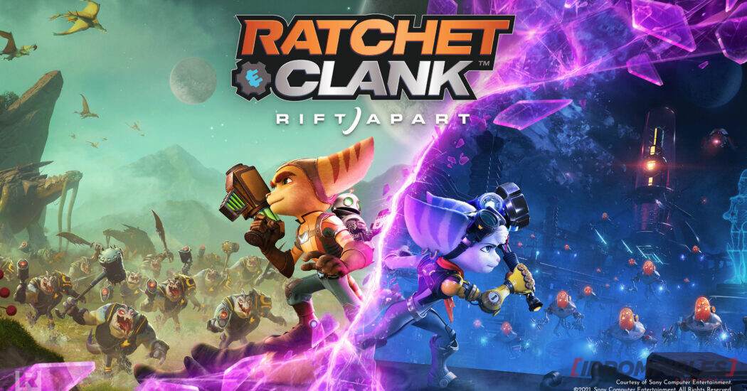 Ratchet & Clank: Rift Apart [REVIEW]