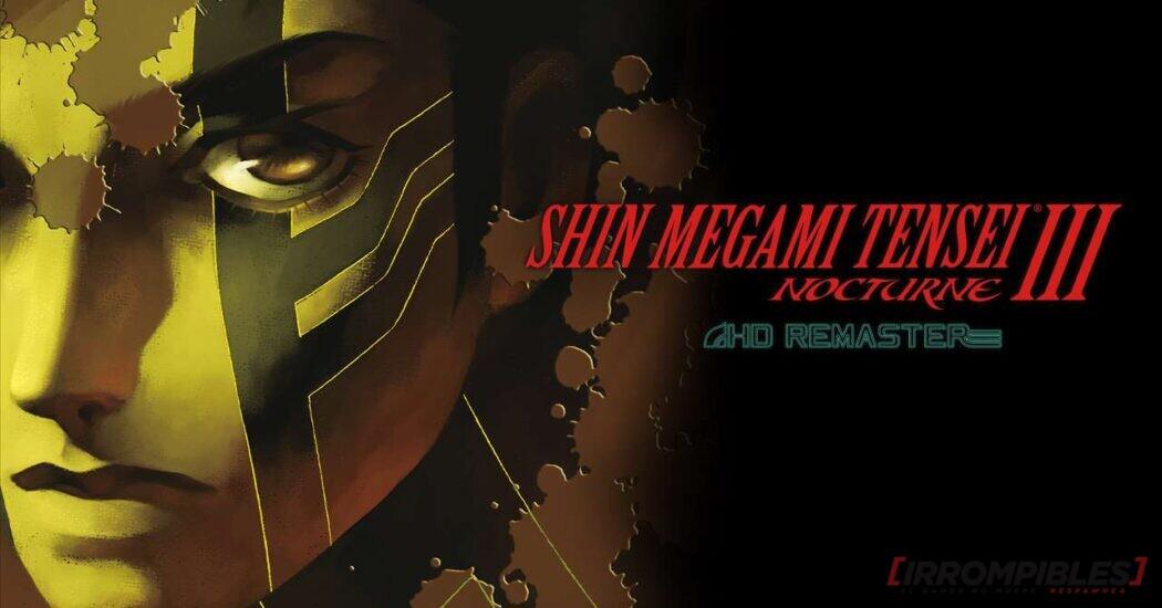 Shin Megami Tensei III: Nocturne HD Remaster [REVIEW]