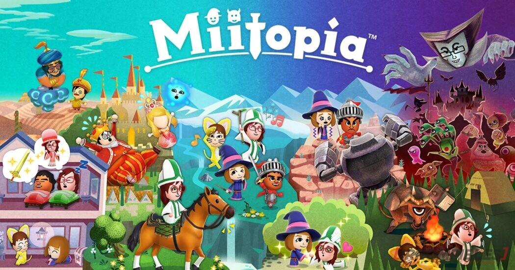 Miitopia [REVIEW]