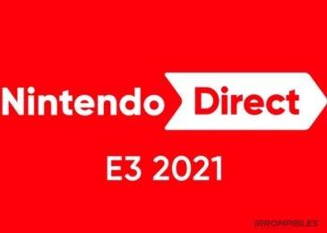 E3 2021:  Nintendo, ni tanto ¿no es verdad?