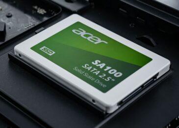 BIWIN presenta el SSD SA 100 2.5″ de Acer en Argentina