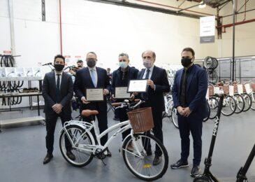 Grupo Núcleo inauguró su Fábrica de Bicicletas Eléctricas en Argentina