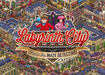 Labyrinth City: Pierre the Maze Detective [REVIEW]