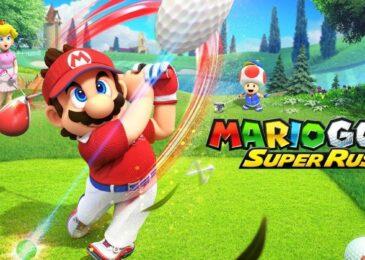 Mario Golf: Super Rush [REVIEW]