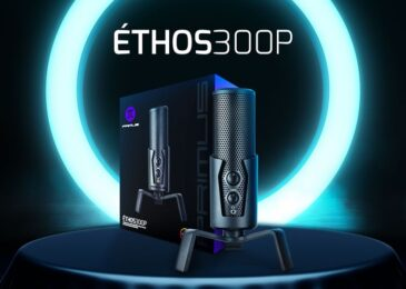 PRIMUS revela ÉTHOS300P: su nuevo Micrófono para streaming