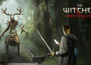 A calzarse el barbijo y la espada de plata: ¡The Witcher: Monster Slayer ya está disponible!