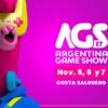 ¡Argentina Game Show vuelve el 5, 6 y 7 de noviembre en Costa Salguero!