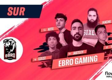 eBRO Gaming clasificó a la Fase de Grupos LATAM Sur de League of Legends Wild Rift